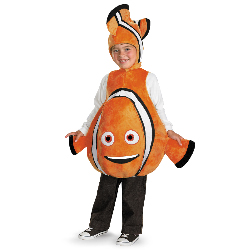 Disney Finding Nemo Deluxe Child Costume 100-214026