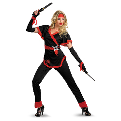 Ninja Dragon Female Adult Costume 100-212313