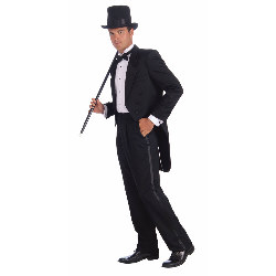 Vintage Hollywood Man's Tuxedo Adult Costume 100-214261