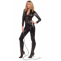 Sleek N' Sexy Bodysuit Adult Costume 100-214318