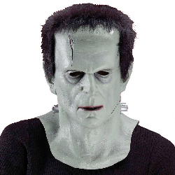 Collector's Edition Frankenstein Adult Mask 100-214417