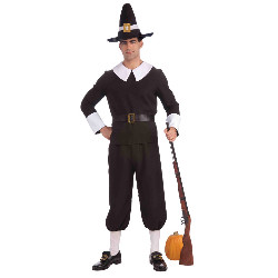 Pilgrim Man Adult Costume 100-214451