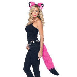 Rockin' Fox Pink Adult Accessory Kit 100-212750