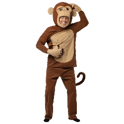 Monkeying Around Adult Costume 100-213538