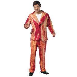 Bacon Suit (Men's) Adult Costume 100-213546