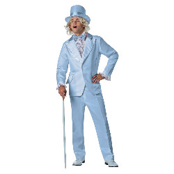 Dumb and Dumber Harry Blue Tuxedo Adult Costume 100-213551