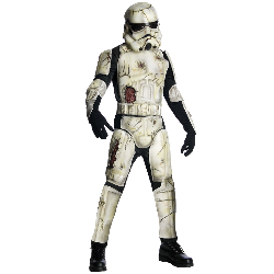 Star Wars Death Trooper Deluxe Adult Costume 100-215291