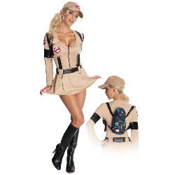 Ghostbusters Sexy Adult Costume 100-215444