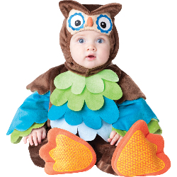 What A Hoot Owl Infant / Toddler Costume 100-212961