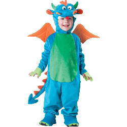 Dinky Dragon Toddler Costume 100-212981