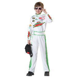NASCAR Dale Earnhardt Jr Child Costume 100-215658