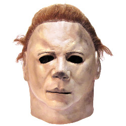 Halloween 2 - Michael Meyers 1981 Adult Mask 100-215912