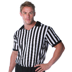 Referee Shirt Adult Costume 100-214640