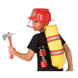 Gear to Go - Fireman Adventure Play Set 100-216019