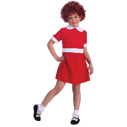 Annie Child Costume 100-215799
