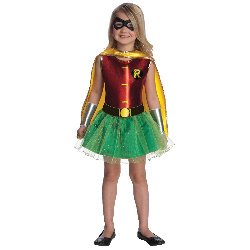 Robin Tutu Child Costume 100-216081