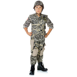 U.S. Army Ranger Deluxe Child Costume 100-215853