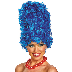 The Simpsons Marge Deluxe Glam Adult Wig 100-217225