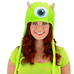 Monsters University Mike Deluxe Hat