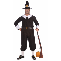 Pilgrim Man Adult Costume 100-218001