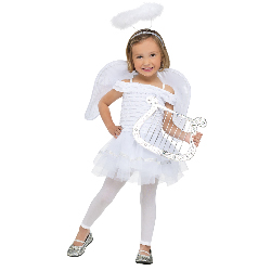 Little Angel Toddler Costume 100-217032