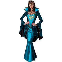 Medieval Queen Adult Costume 100-217352