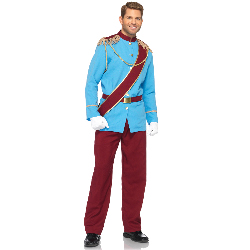 Disney Prince Charming Adult Costume 100-217412