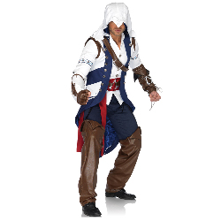 Assassins Creed Connor Adult Costume 100-217428