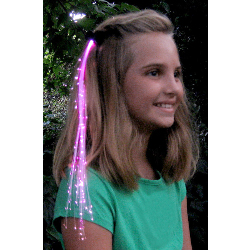 Pink Glowbys Hair Accessory 100-217781