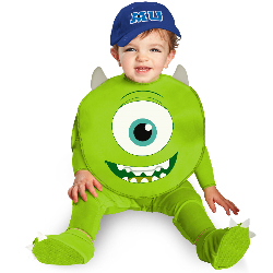 Monsters U Mike Infant Costume 100-218170