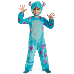 Monsters U Sulley Toddler/Child Deluxe Costume 100-218171