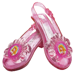 Disney Aurora Kids Sparkle Shoes 100-218196