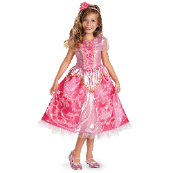 Disney Aurora Deluxe Sparkle Toddler/Child Costume 100-218219