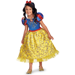 Disney Snow White Deluxe Sparkle Toddler/Child Costume 100-218222