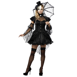Victorian Doll Adult Costume 100-217909