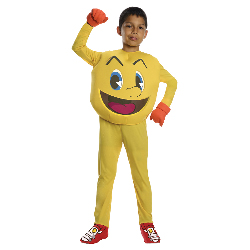 Pac Man Child Costume 100-218070