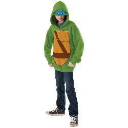 Teenage Mutant Ninja Turtles-Leonardo Kids Hoodie 100-218149