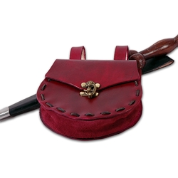 Small Leather Pouch BTS-1003