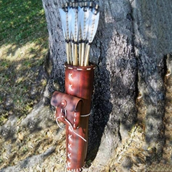 Hunters Leather Quiver