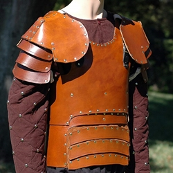 Leather Munitions Armor Harness BTS-3000