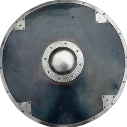 Fantasy Steel Shield CD-222