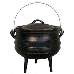 Medieval Cooking Pot 2 Gal CP-55