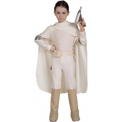 Deluxe Padme Amidala Child Costume CU10746