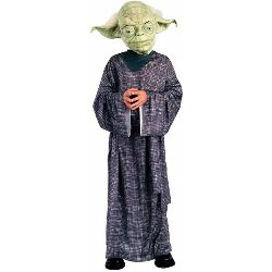 Deluxe Yoda Child Costume CU18994