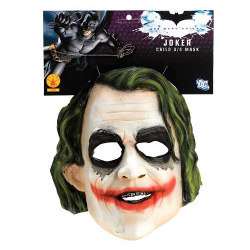 The Joker Child 3/4 Mask CU4491