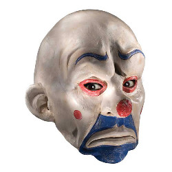 The Joker Clown Adult Costume Mask CU4502
