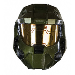 Deluxe Master Chief Costume Mask CU4525