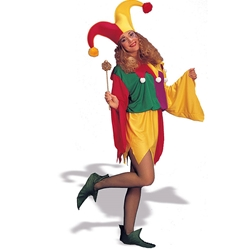 King's Jester Adult Costume CU5079