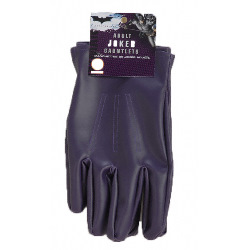 The Joker Adult Gloves CU8228