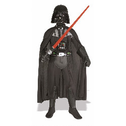 Deluxe Darth Vader Child Costume CU882014